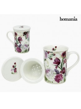 Lot de tasses Homania 9519 2 pcs