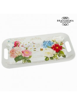 Plateau flowers bouquet - Collection Kitchen's Deco by Bravissima Kitchen