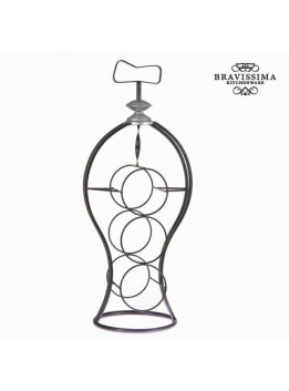 Porte-bouteilles - Collection Art & Metal by Bravissima Kitchen